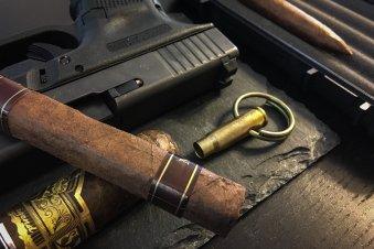 AK47 Cigar Punch