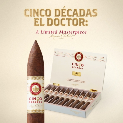 Cinco Decades El Doctor