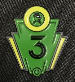 DR VIP Year 3 Coin